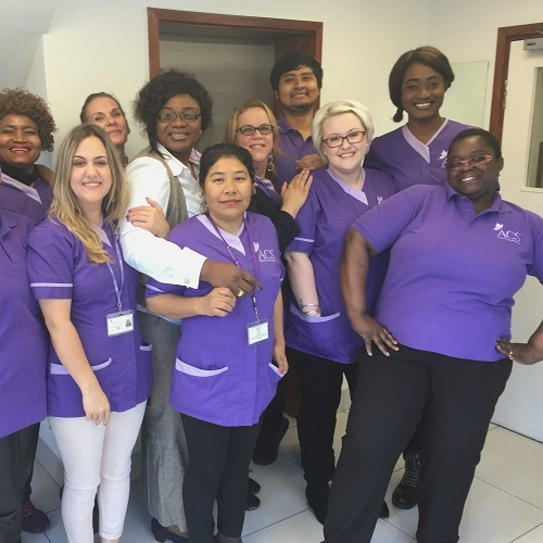ACS Richmond Support Workers Nominated For Dignity In Care Awards!